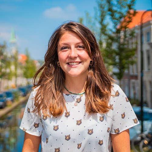 Amber van der Want
